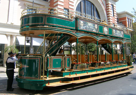 The Grove Trolley LA