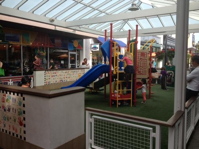 U Village playground