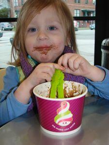 Menchie's Frozen Yogurt on Queen Anne