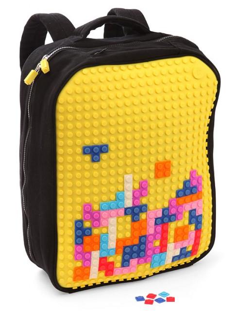 Uanyi Pixel Art Backpack