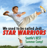 Awesome Summer Camps at Alpha Martial Arts!