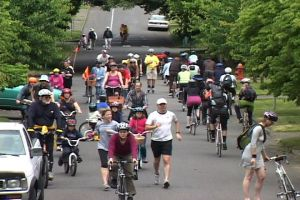 Sunday Parkways, weekend activities in Portland, fun stuff to do with kids in Portland, family activities in Portland