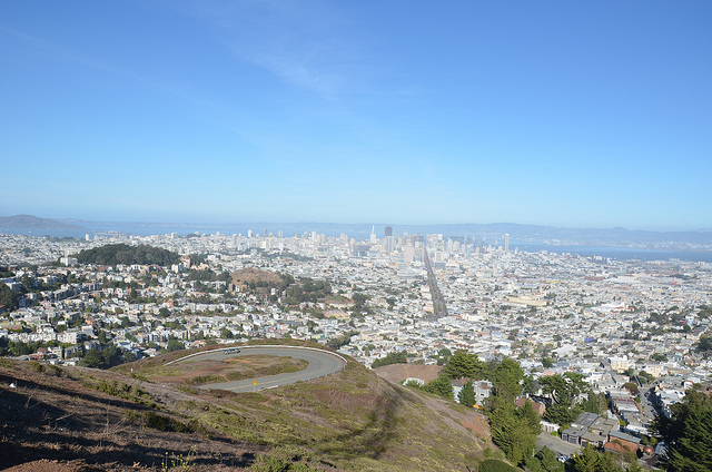 Twin peaks SF flickr Robert Nyman