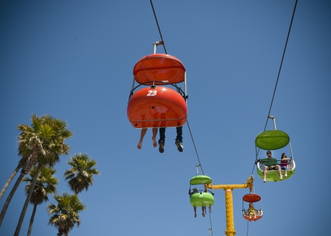 Photo Credit: Santa Cruz Beach Boardwalk