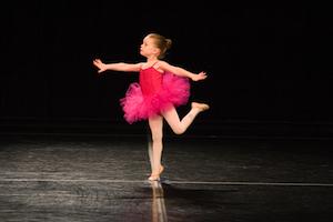 Evergreen City Ballet School Open House