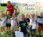 Soccer Shots Free Soccer Clinic for Kids 3-5