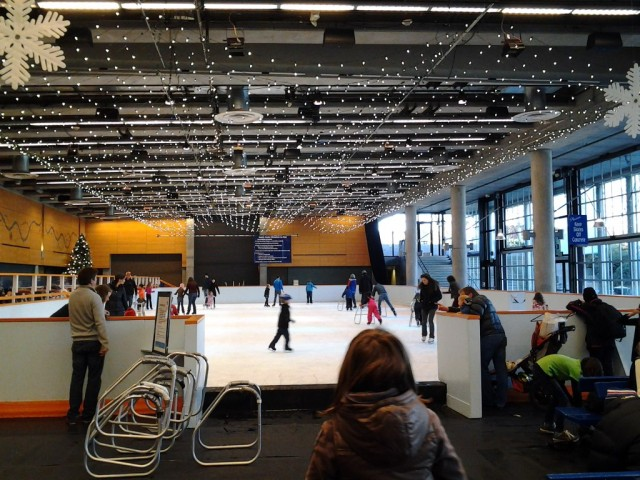 Winterfest Ice Rink – Seattle Center