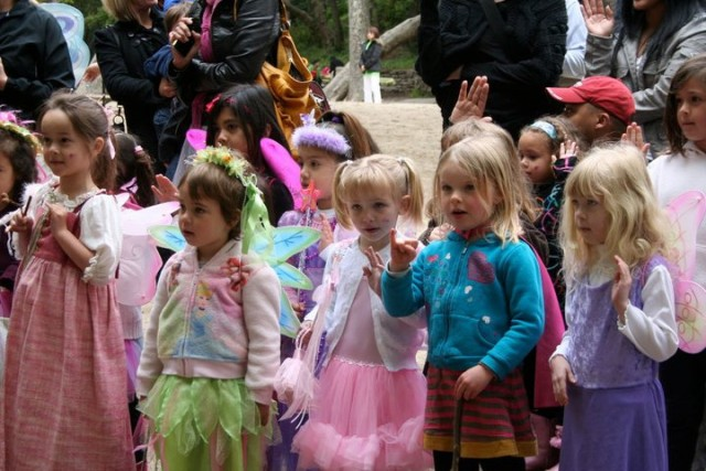 Best Place to Find Fairies: A Fairy Halloween Party