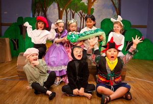 Register for Award-Winning Theater Camps at Northwest Children's Theater & School