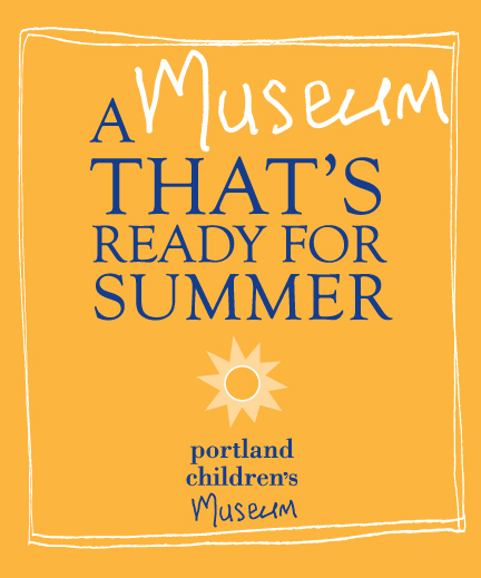 Summer Camps at Portland Children's Museum