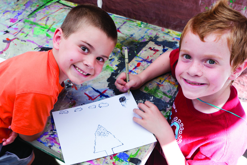 Summer Art Adventures at Oregon College of Art and Craft