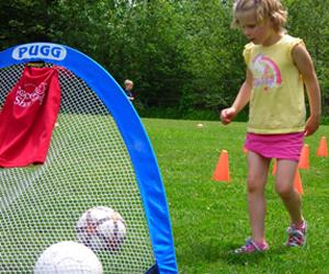 Soccer Shots Summer Seasons for Kids 3-8