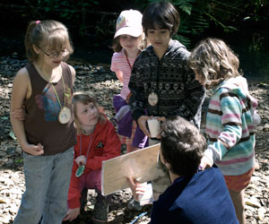 Summer Nature Day Camps with the Friends of Tryon Creek