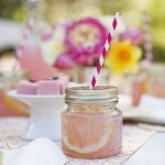 GIVEAWAY - Set of 12 mason jar sippers from Fancy That