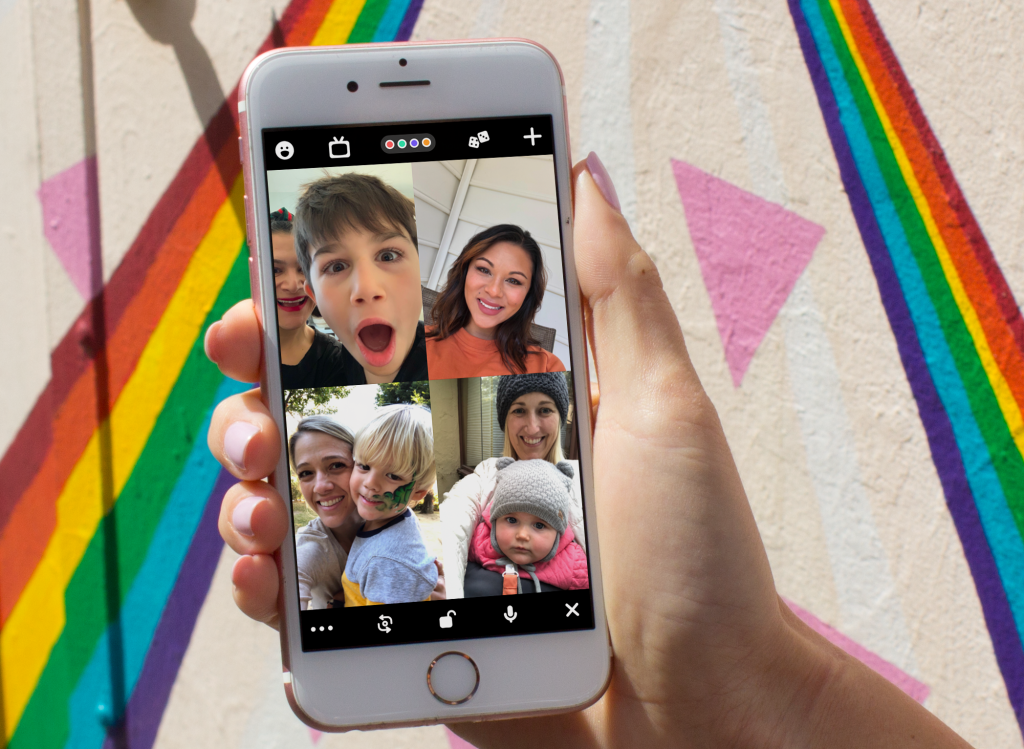 The Houseparty App Is Your Virtual Ladies Night Family Game Night
