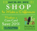 Shop To Make A Difference - Save 20% at Sole Food May 18 - 20