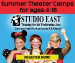 Eastside Summer Theater Camps at Studio East