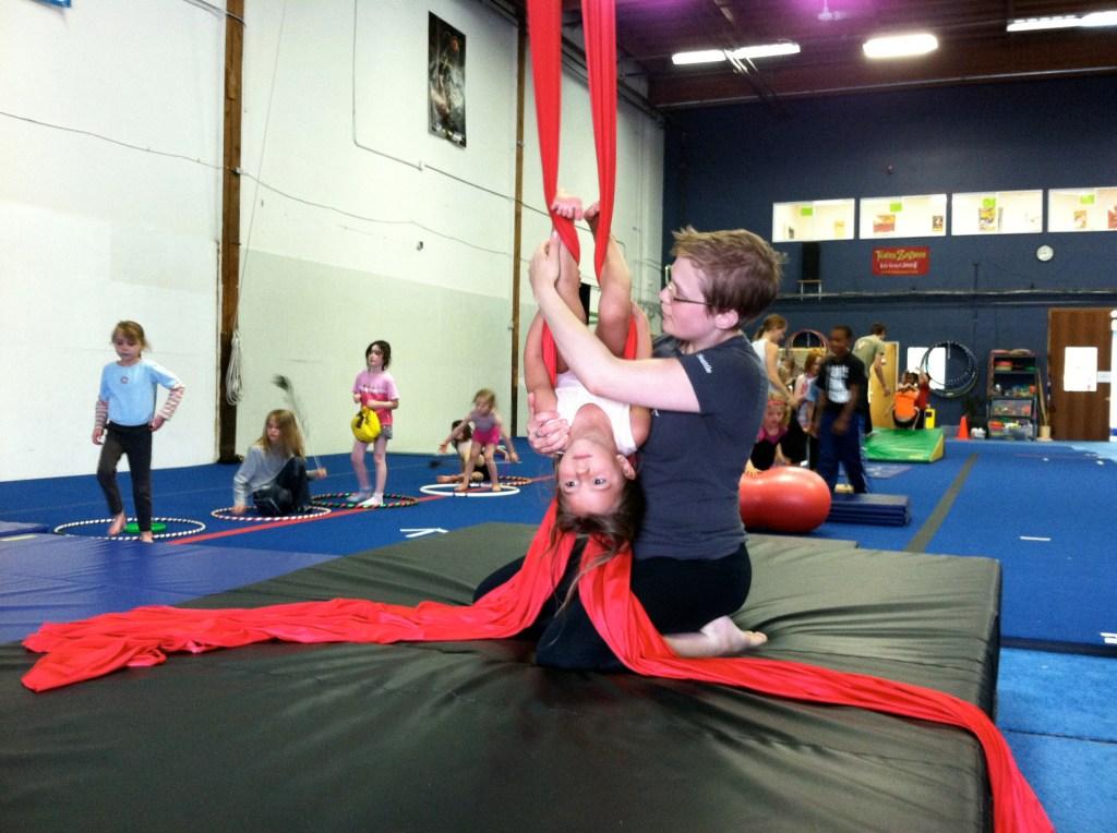 SANCA's Circus Camp