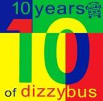 Dizzy's Tumblebus 10th Birthday Bash