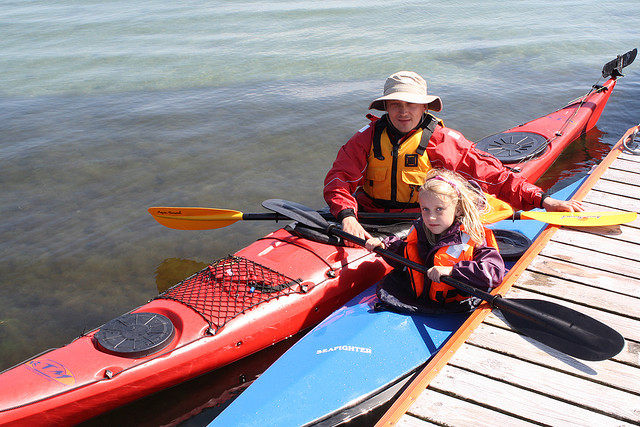 Kids-kayaking