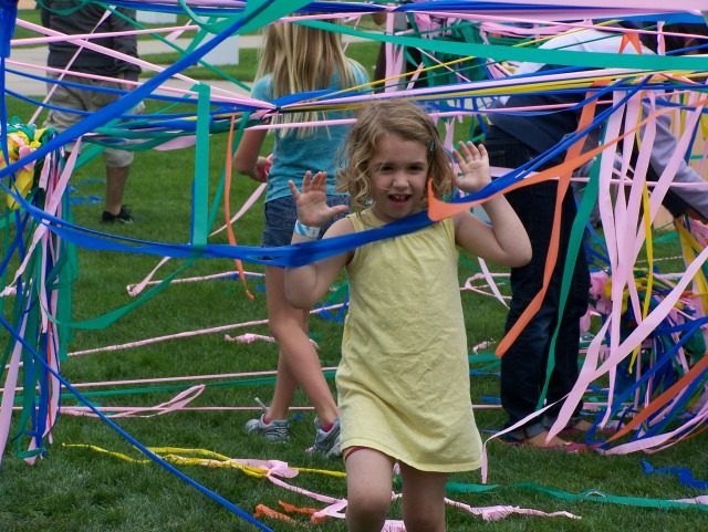 kidsfest ribbons