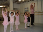 It's not too late for SUMMER 2012 with San Francisco Youth Ballet Academy