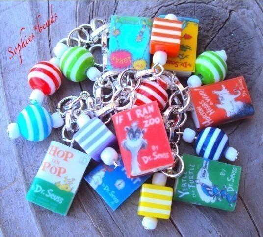 seuss-charm-bracelet