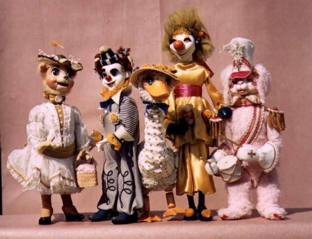 6.20 Bob Baker Marionettes