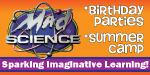 Mad Science Summer Camp Discount! Register Now