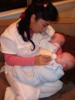 Newborn Care Services, Postpartum Doula and Infant Sleep Training with Baby Nurse and Doula Services