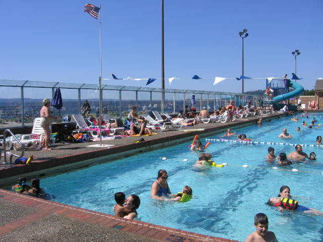 coleman pool - west seattle