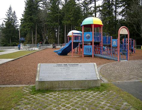 forest park playground