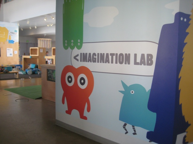 imagination lab at ccm