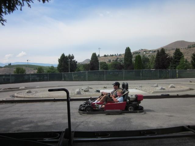 Lake Chelan Go-Karts