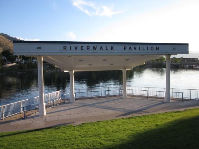 Riverwalk Pavilion