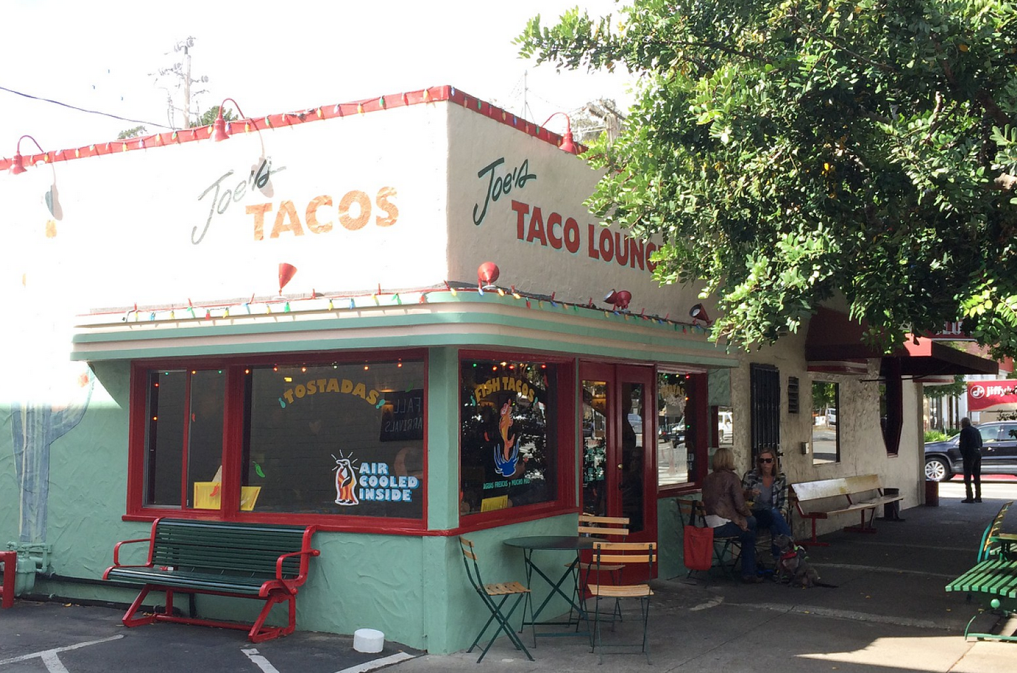 Joes Taco Lounge Mill Valley