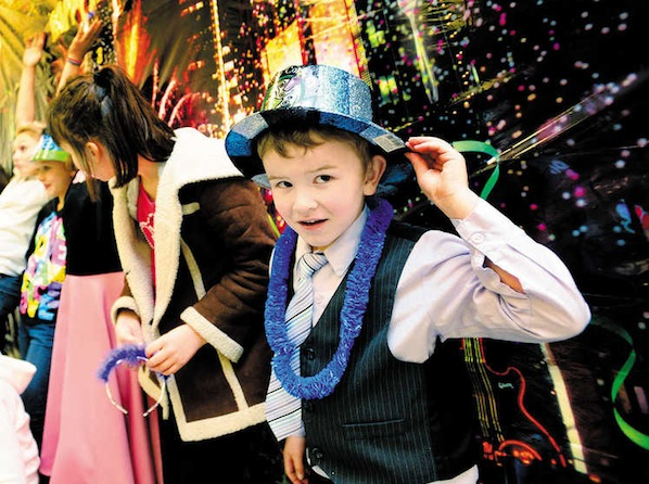 Kid's New Years Party1