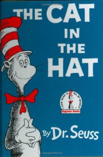 gato en el sombrero