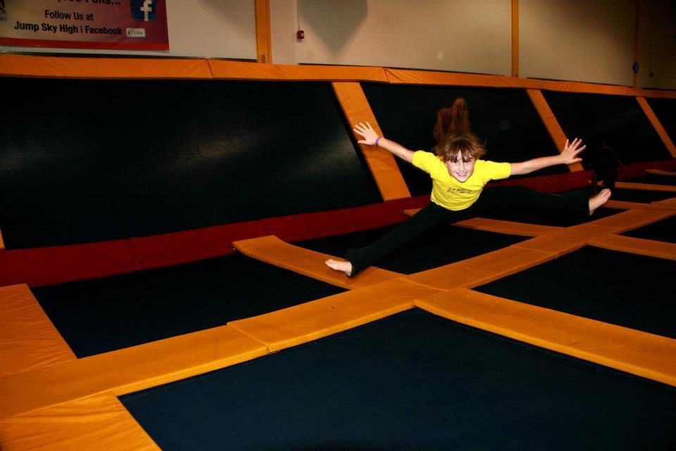Trampoline Parks: The Newest Craze in Indoor Fun