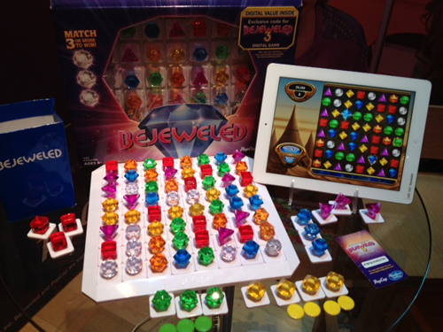 Bejewled Game