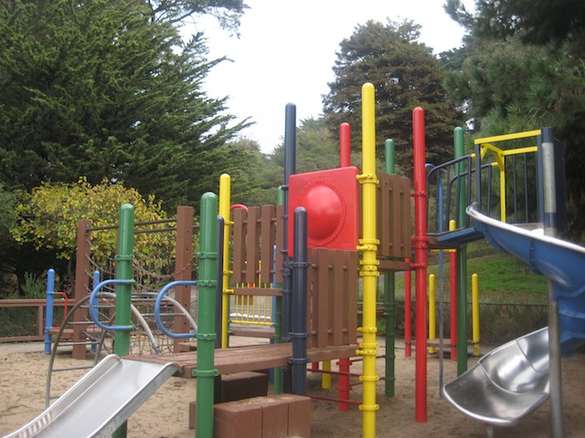 buena vista park playground sf