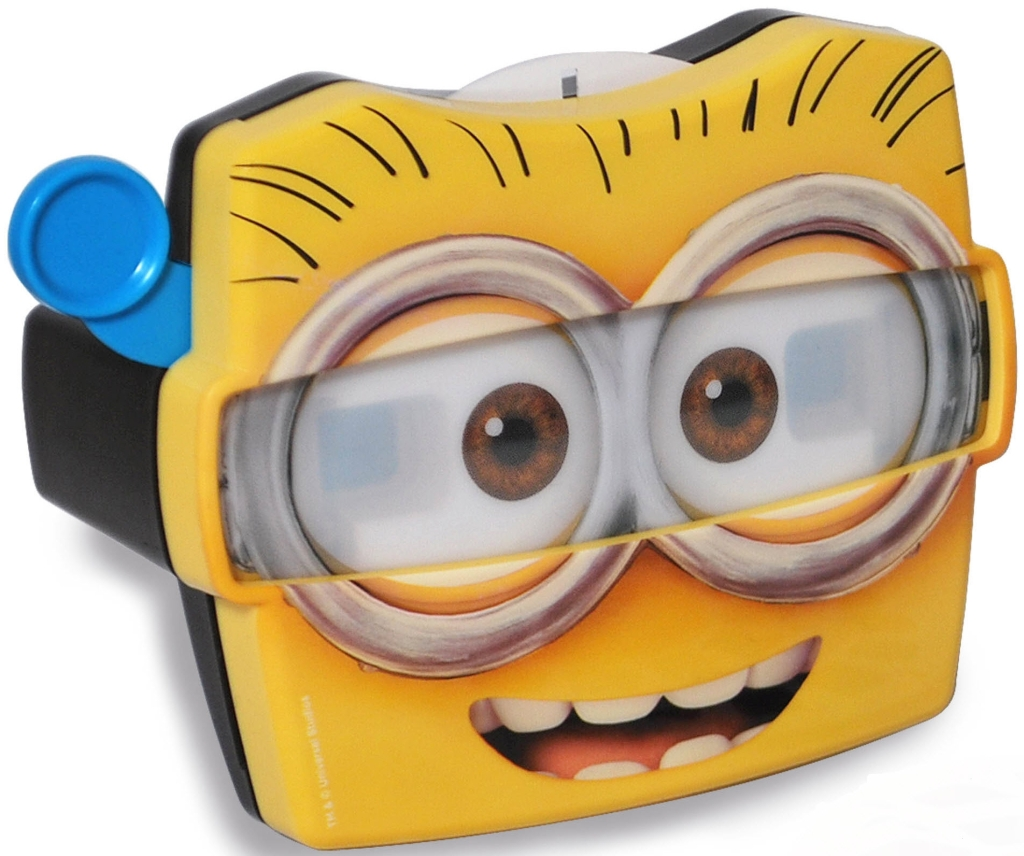 Despicable Me 2 View Finder