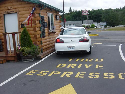 Drive Thru Espresso