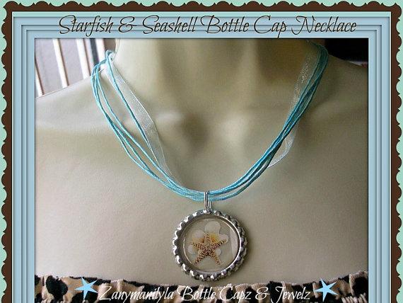etsy-bottle-cap-shell-necklace