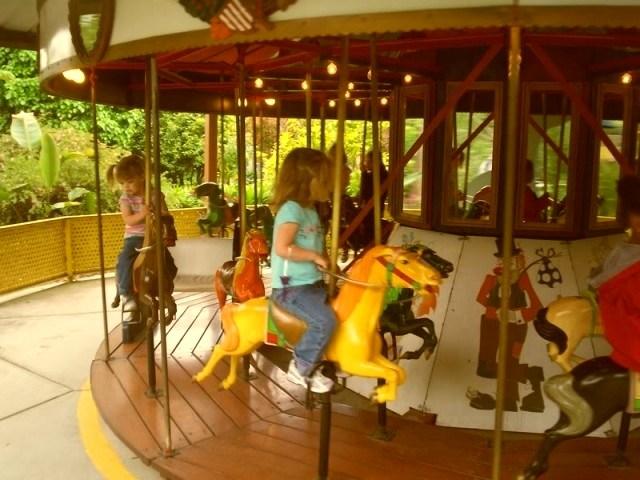 Fairyland Carousel
