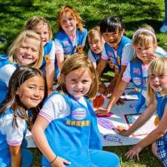 girl scout daisy troop