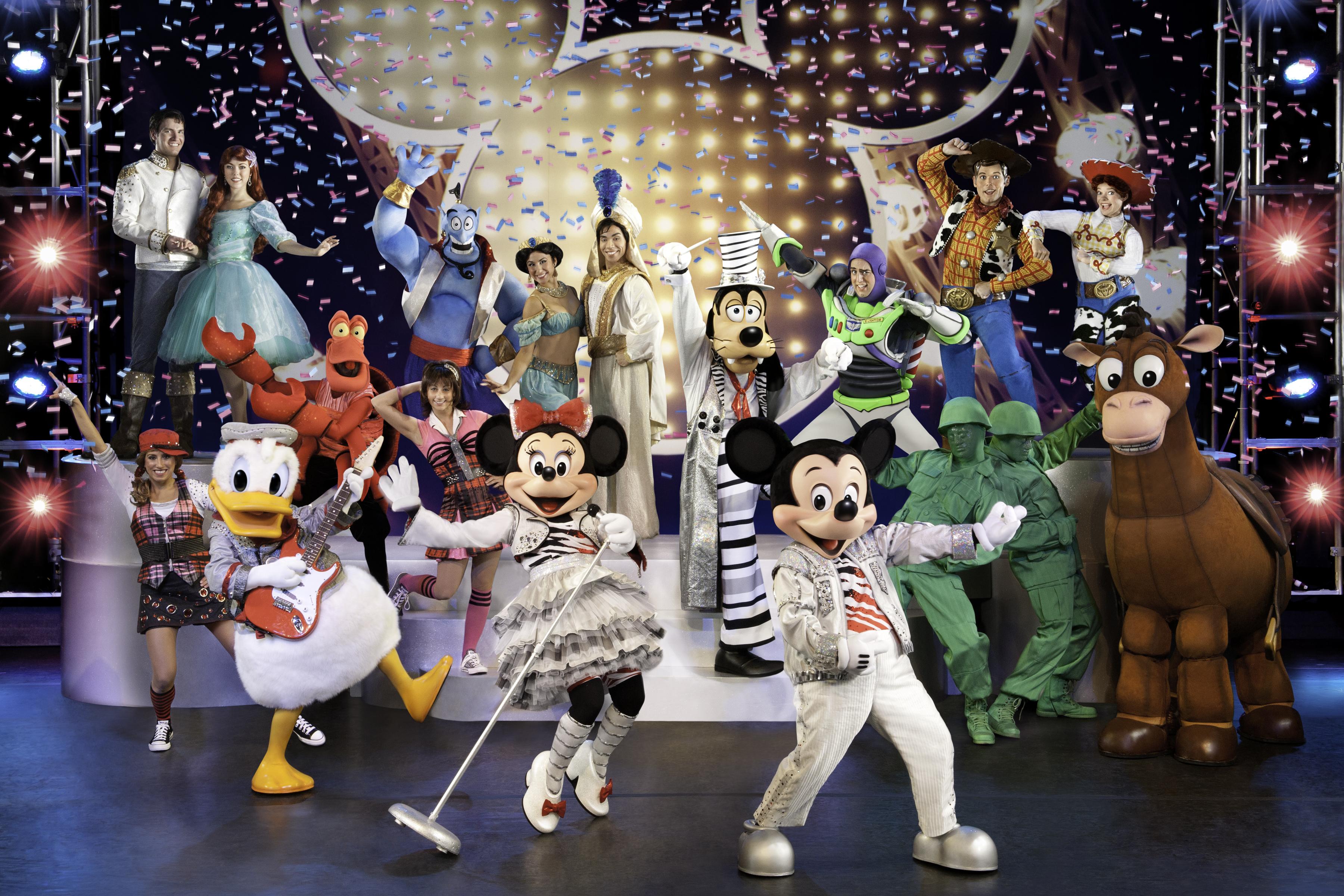 Mickeys Music Festival