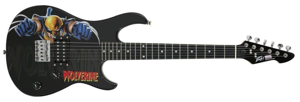 Peavey Wolverine Guitar