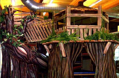 REI Treehouse