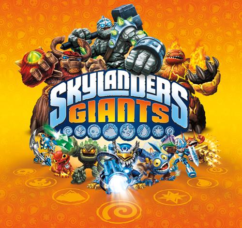 SkylandersGiants